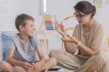 7-13 Yaş Arası Çocuk Danışmanlığı