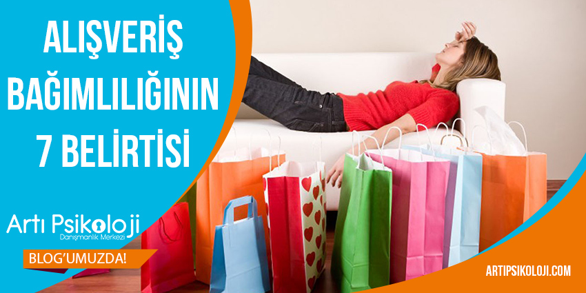Alışveriş Bağımlılığının 7 Belirtisi 1