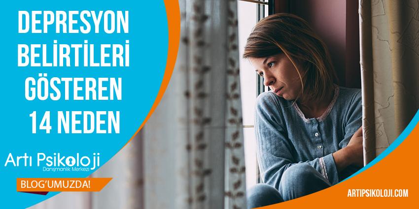 Depresyon Belirtileri Gösteren 14 Neden 1