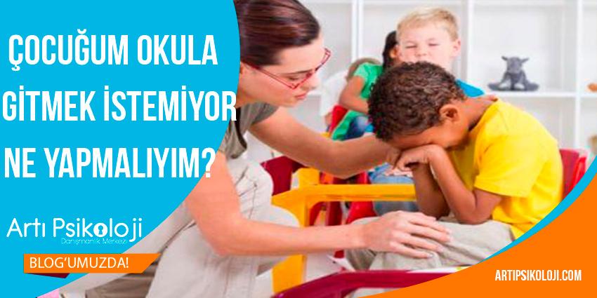 Okul Fobisi Nedir? Sebepleri Nelerdir? Çözümü, Artı Psikoloji